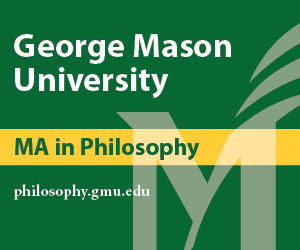 George Mason University MA in Philosophy
