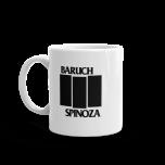 Baruch Spinoza Mug 001