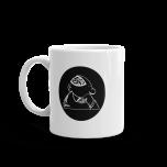 Brain Man Mug 001