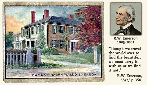 ralph waldo emerson essay friendship summary