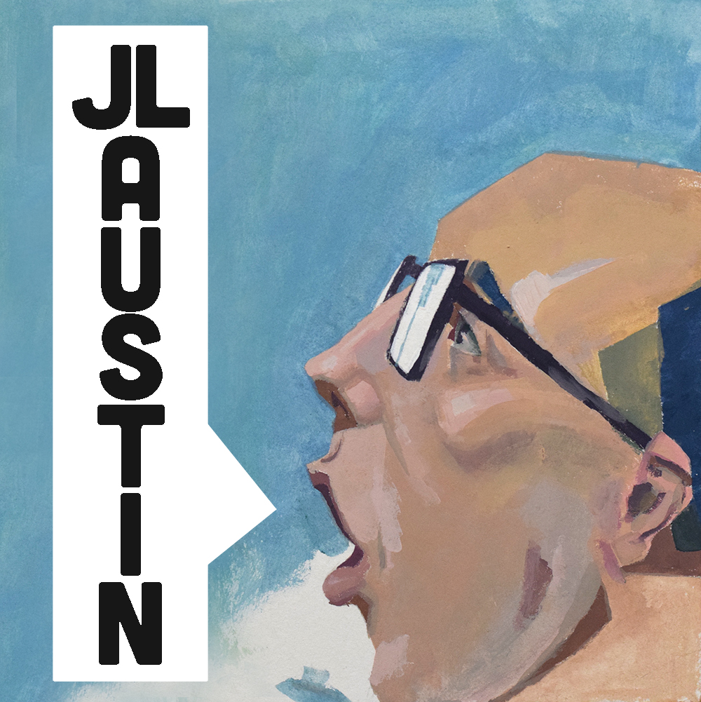 J.L. Austin by Charles Valsechi