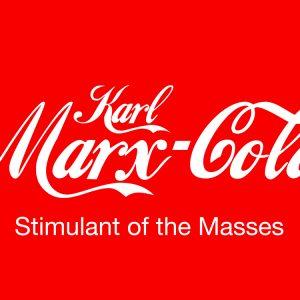 Karl Marx Cola Shirt