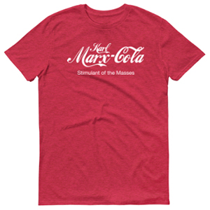 Karl Marx Cola T-Shirt