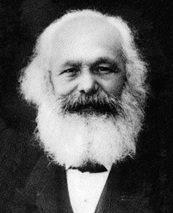 highlighting the major points from karl marxs popular manifesto Major sociologists introduction to sociology  a brief biography of karl marx  and activist, and author of the seminal works, the communist manifesto and das .