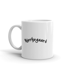 Kierkegaard Mug 001