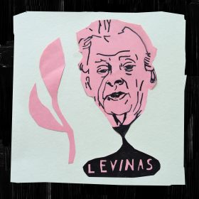 Levinas by Olle Halvars Franzen