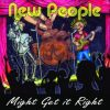 "Mark's New Album: ""Might Get It Right,"" by New People"