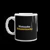Nietzsche Schmitzche Mug 001