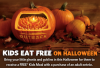Halloween Not-Scholarships: One Free Month for up to 10 Newbies