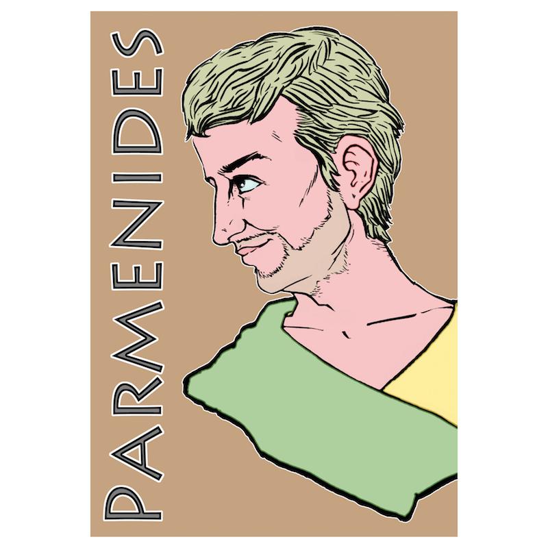 Parmenides by Solomon Grundy