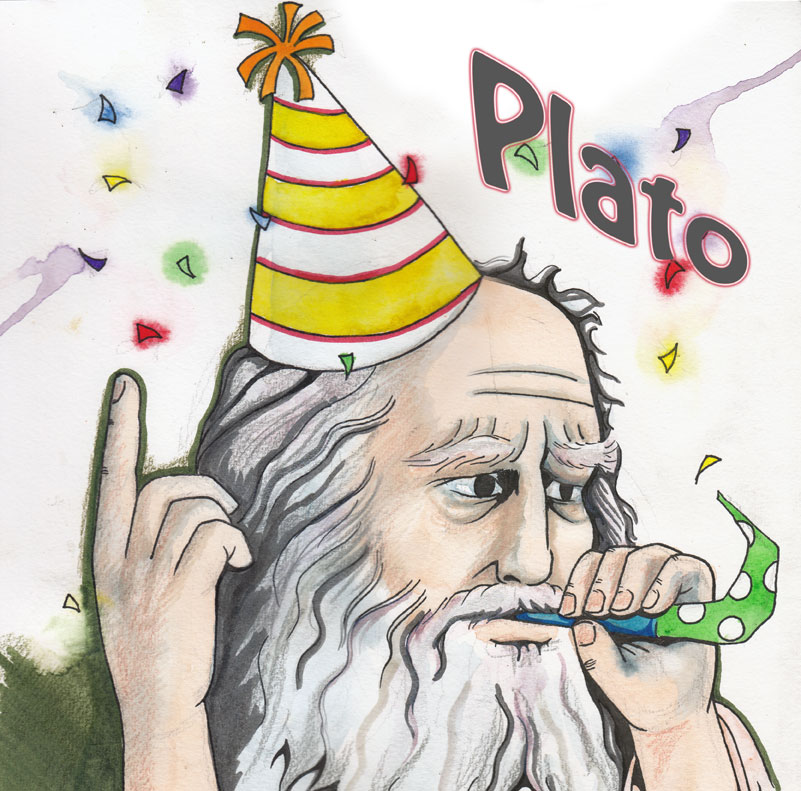 Plato at 100 episodes