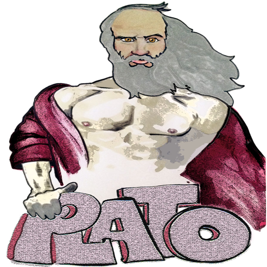 Plato by Solomon Grundy