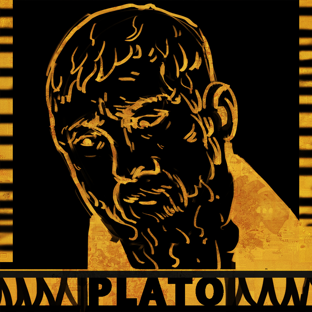 """plato the examined life """"and if i say again that daily to discourse about virtue, and of those other things about which you hear me examining myself and others, is the greatest good of man, and that the unexamined life is not worth living, you are still less likely to believe me""""."""