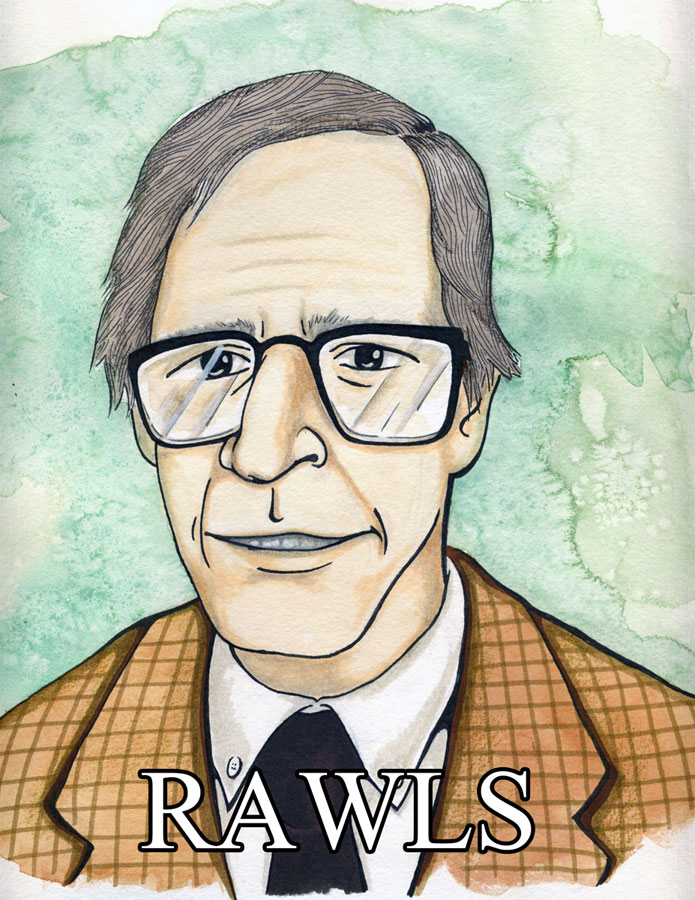 rawl s theory of justice John rawls was an american political and moral philosopher rawls' most important work was a theory of justice (published in 1971, and revised in 1975 and 1999.