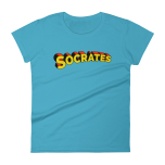 Super-Socrates-Ladies-T-Shirt-Caribbean-Blue