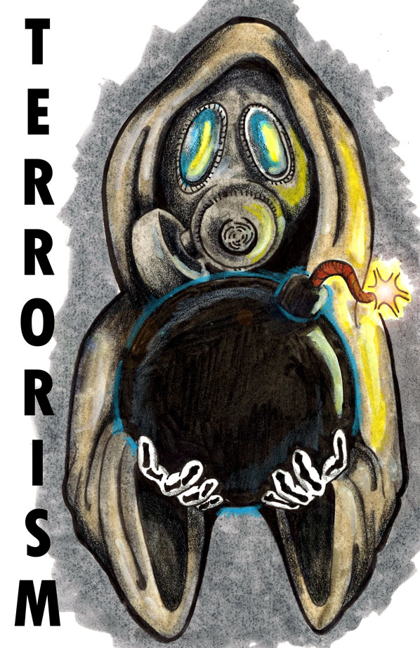 can terrorism ever be morally justified Can terrorism ever be justified what do you an intentional death can never be justified so terrorism neither as it is its main moral and religious.