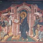 christ-preaching-in-the-synagogue-at-nazareth-14th-c-fresco-Visoki-Decani-Monastery-Kosovo