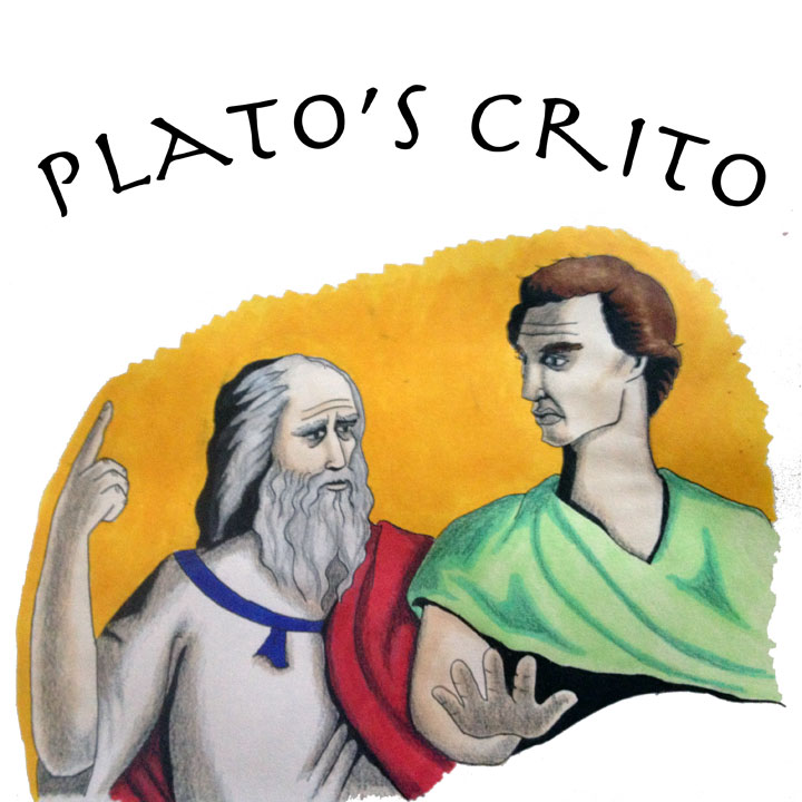 worksheet on platos crito essay Four texts on socrates: plato's euthyphro, apology, and crito and aristophanes' clouds lesson plans include daily lessons, fun activities, essay topics, test/quiz.