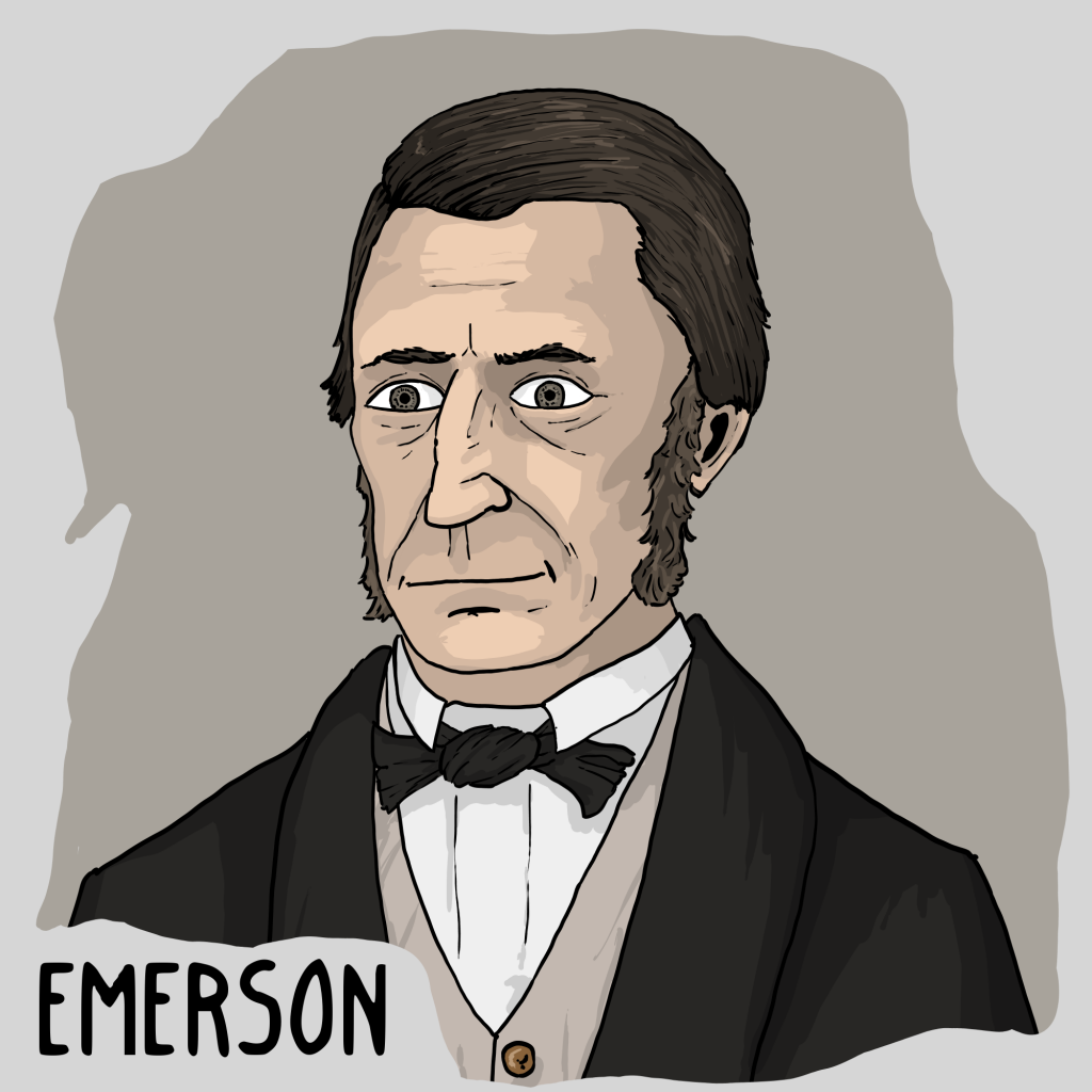 emerson essays 1841 Collected works of ralph waldo emerson  such as self-reliance, compensation, and the over-soul, appeared in his essays of 1841.