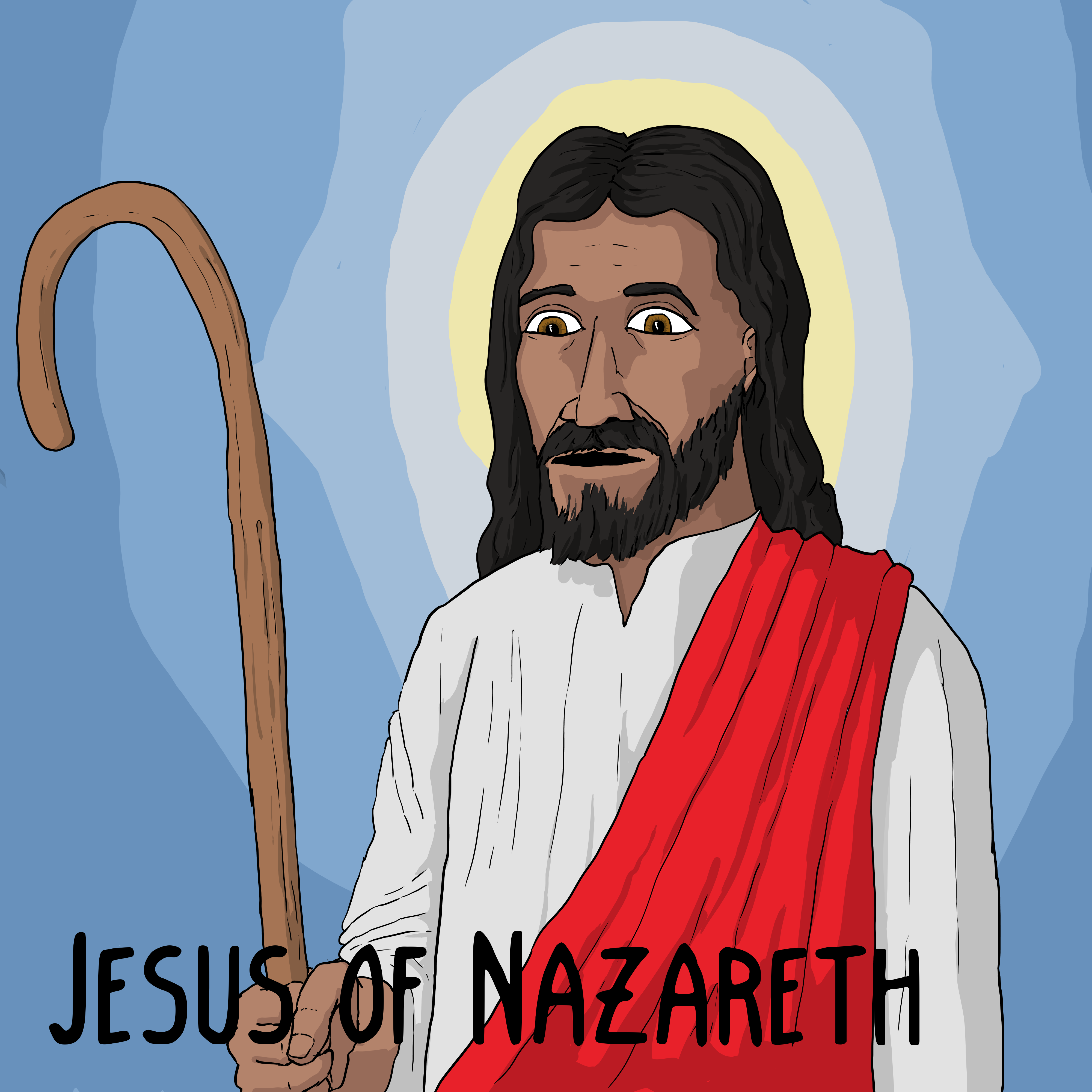 Jesus by Corey Mohler
