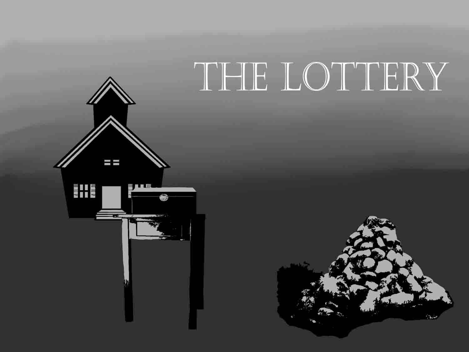"an analysis of the topic of the lottery Writing prompts for shirley jackson's ""the lottery"" - examine the characters in the story and their feelings about the lottery do you think everyone is."