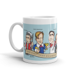 PEL host mug