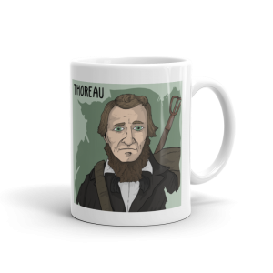 PEL Thoreau Mug 11oz