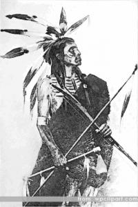 Chief Powhatan (Wahunsenacawh)