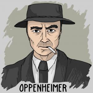 Oppenheimer by Corey Mohler