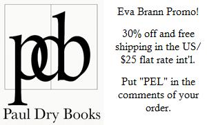 Eva Brann Promo at Paul Dry Books