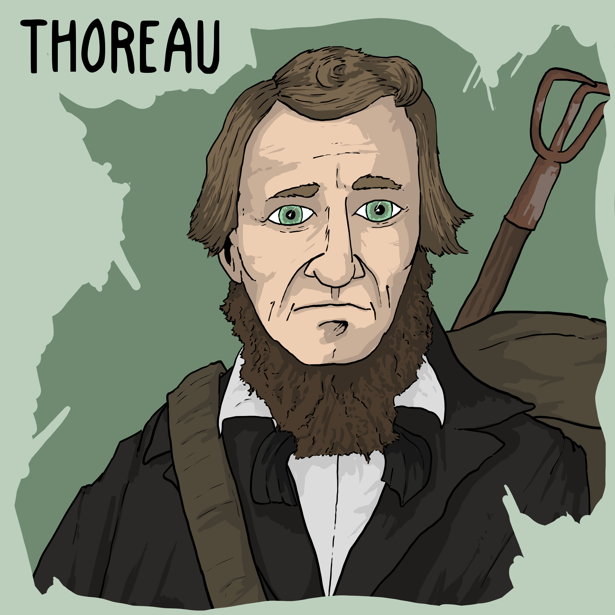 an introduction to the philosophy on the topic of the government by thoreau Henry david thoreau's biography and life storyhenry david thoreau  thoreau's philosophy of  he read avidly on botany and often wrote observations on this topic.