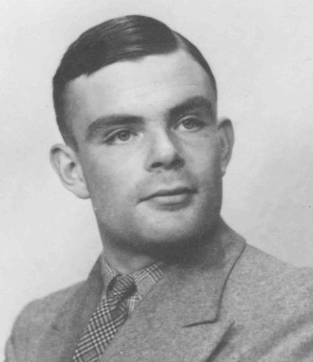 """intelligent machinery turing essay Alan turing, at age 35, about the time he wrote """"intelligent machinery universal turing machines."""